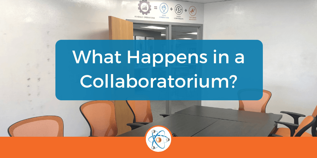 What Happens in a Collaboratorium?