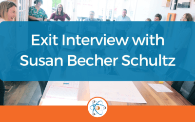 Exit Interview with Susan Becher Schultz